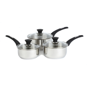 Salter Elegance 3 Piece Pan Set