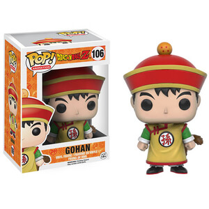Dragon Ball Gohan Pop! Vinyl Figure