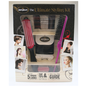 Denman The Ultimate Hair Styling Kit