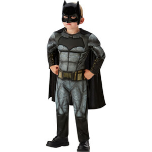 DC Comics' Boys' Deluxe Batman Fancy Dress