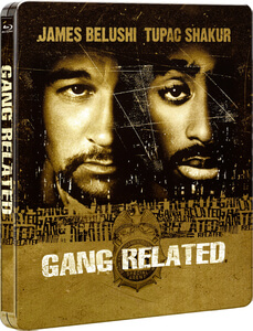 Gang Related - Zavvi Exclusive Limited Edition Steelbook