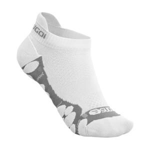Sugoi RSR Tab Ped Socks - White