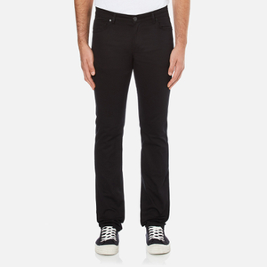 Versace Jeans Men's 5 Pocket Jeans - Black