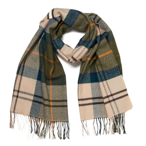 Barbour Women's Scarf - Ancient Tartan