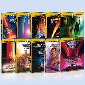 Star Trek Limited Edition Steelbook Kollektion