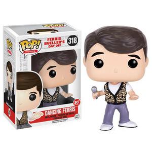 Ferris Buellers Day Off Dancing Ferris Funko Pop! Figur