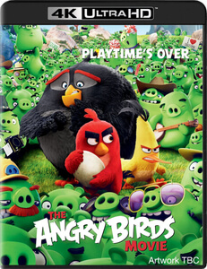 The Angry Birds Movie - 4K Ultra HD