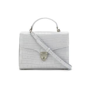 Aspinal of London Women's Mayfair Tote Bag - Dove Grey