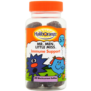 Haliborange Mr Sneeze Immune Support Softie - 30 Blackcurrant Softies
