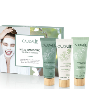 Caudalie Mix & Masks Trio (3 x 25ml)