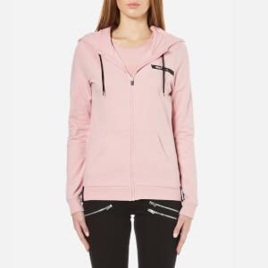 ONLY Women's Ellen Hooded Zip Top - Zephyr