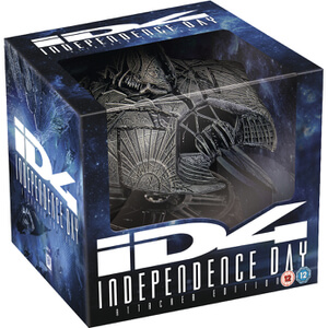 Independence Day Attacker Edition - Zavvi exklusive Limited Edition