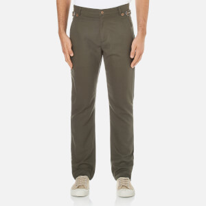 Garbstore Men's Factory Trousers - Forest