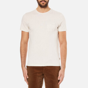 Oliver Spencer Men's Envelope T-Shirt - Oatmeal