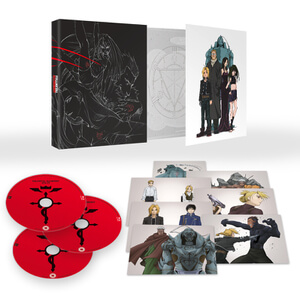 Fullmetal Alchemist - Ultimate Edition (Limited to 1000 Copies)
