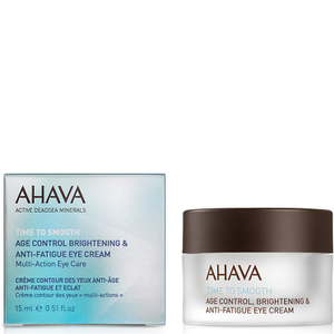 AHAVA Age Control Brightening and Skin Renewal Serum