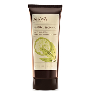 AHAVA Mineral Botanic Velvet Hand Cream - Lemon and Sage