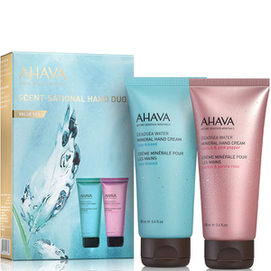 AHAVA Scent-Sational Hand Cream Duo
