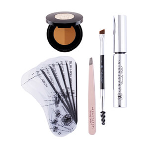 Anastasia Five Element Brow Kit - Caramel