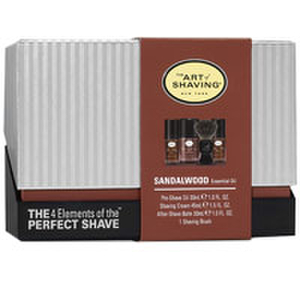 The Art of Shaving Mid-Size Kit - Sandalwood
