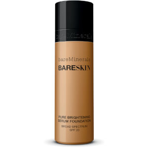 bareMinerals bareSkin Pure Brightening Serum Foundation - Bare Caramel