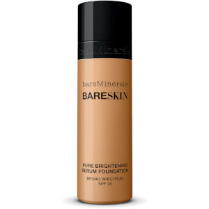 bareMinerals bareSkin Pure Brightening Serum Foundation - Bare Tan