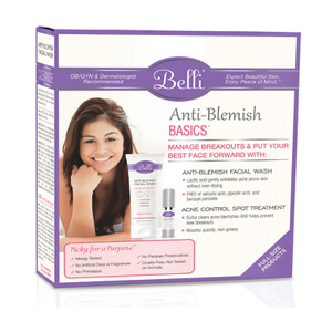Belli Anti-Blemish Basics