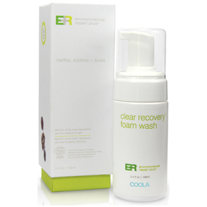 Coola Environmental Repair Clear Recovery Foam Wash