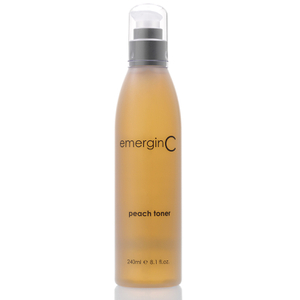 EmerginC Peach Toner