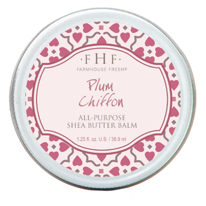 FarmHouse Fresh Plum Chiffon All Purpose Shea Butter Balm