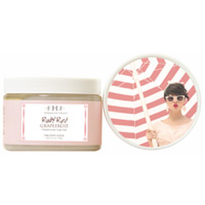FarmHouse Fresh Ruby Red Grapefruit Scrub