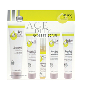 Juice Beauty Green Apple Age Defying Solutions Kit