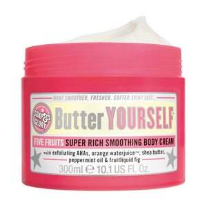 Soap and Glory Butter Yourself Super Rich Smoothing Body Cream