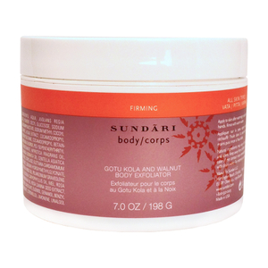Sundari Gotu Kola and Walnut Body Exfoliator