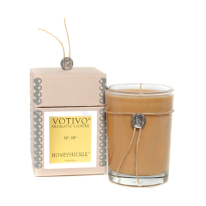 Votivo Aromatic Candle - Honeysuckle