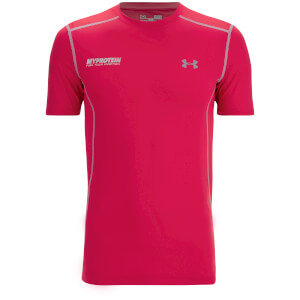 Under Armour Men's Raid T-Shirt - Red