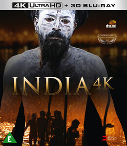 India 3D - Limited Edition 4K Ultra HD
