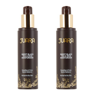 Juara Sweet Black Tea and Rice Facial Moisturizer Duo