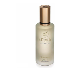 Z. Bigatti Re-Storation Champagne Gel Cleanser