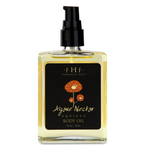 FarmHouse Fresh Agave Nectar Body Oil