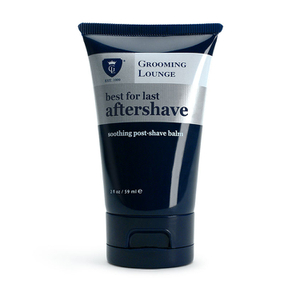 Grooming Lounge Best For Last Soothing Aftershave - FREE Gift