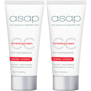 2x asap cc correcting cream