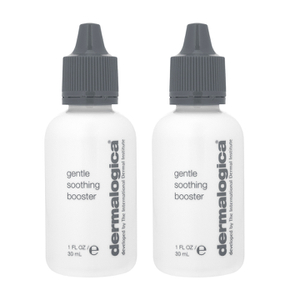 2x Dermalogica Gentle Soothing Booster