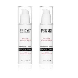 2x Priori Cellular Recovery Serum