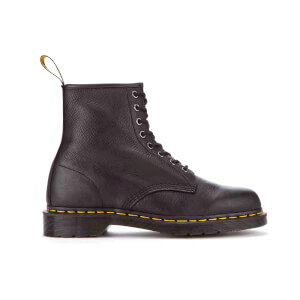 Dr. Martens Men's 1460 Carpathian Leather 8-Eye Boots - Black