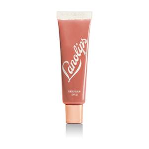 LANOLIPS Lip Ointment with colour + SPF- Perfect Nude