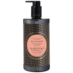 MOR Emporium Classics - Belladonna Hand and Body Wash