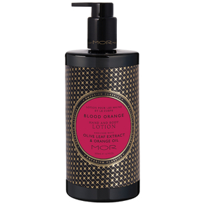 MOR Emporium Classics - Blood Orange Hand and Body Lotion