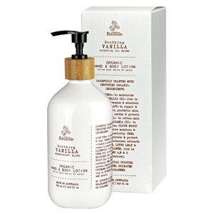 Urban Rituelle Organic Hand and Body Lotion - Vanilla Blend