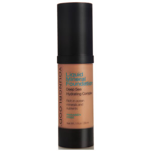 Young Blood Liquid Mineral Foundation Suntan